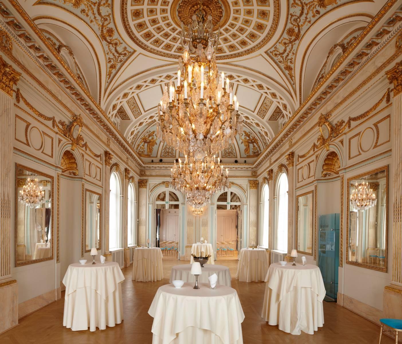 De Spiegelzaal - Feestzaal op de Meir - Antwerpen - House of Weddings - 26