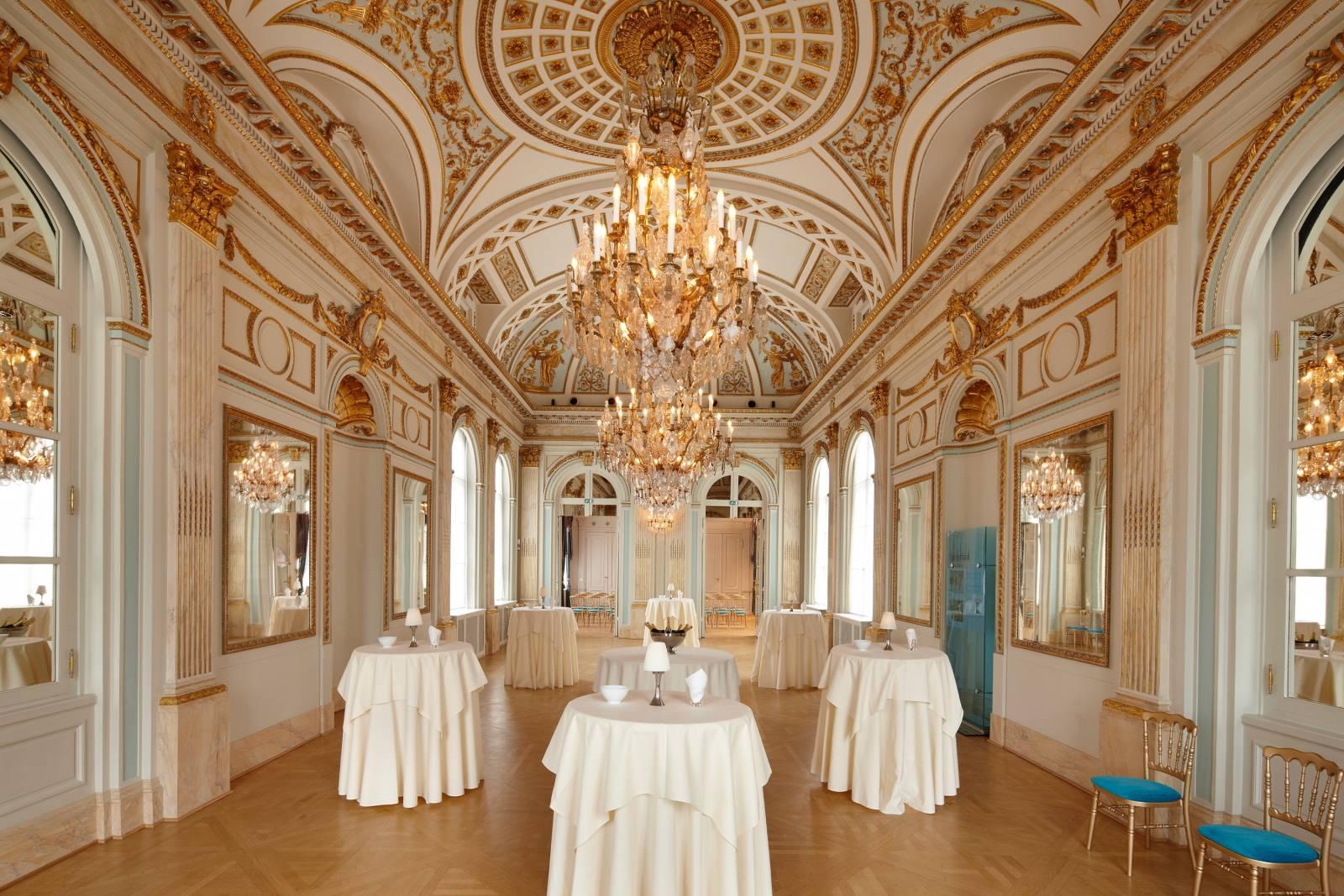 De Spiegelzaal - Feestzaal op de Meir - Antwerpen - House of Weddings - 27
