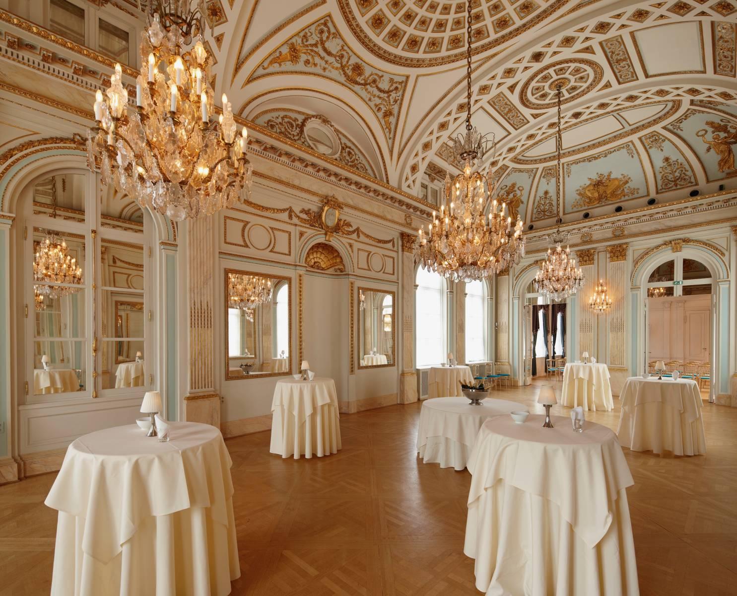 De Spiegelzaal - Feestzaal op de Meir - Antwerpen - House of Weddings - 28