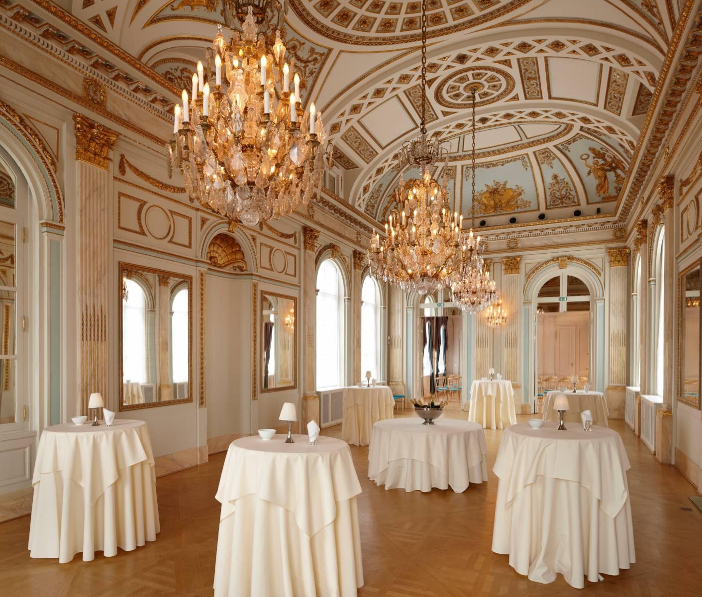 De Spiegelzaal - Feestzaal op de Meir - Antwerpen - House of Weddings - 29