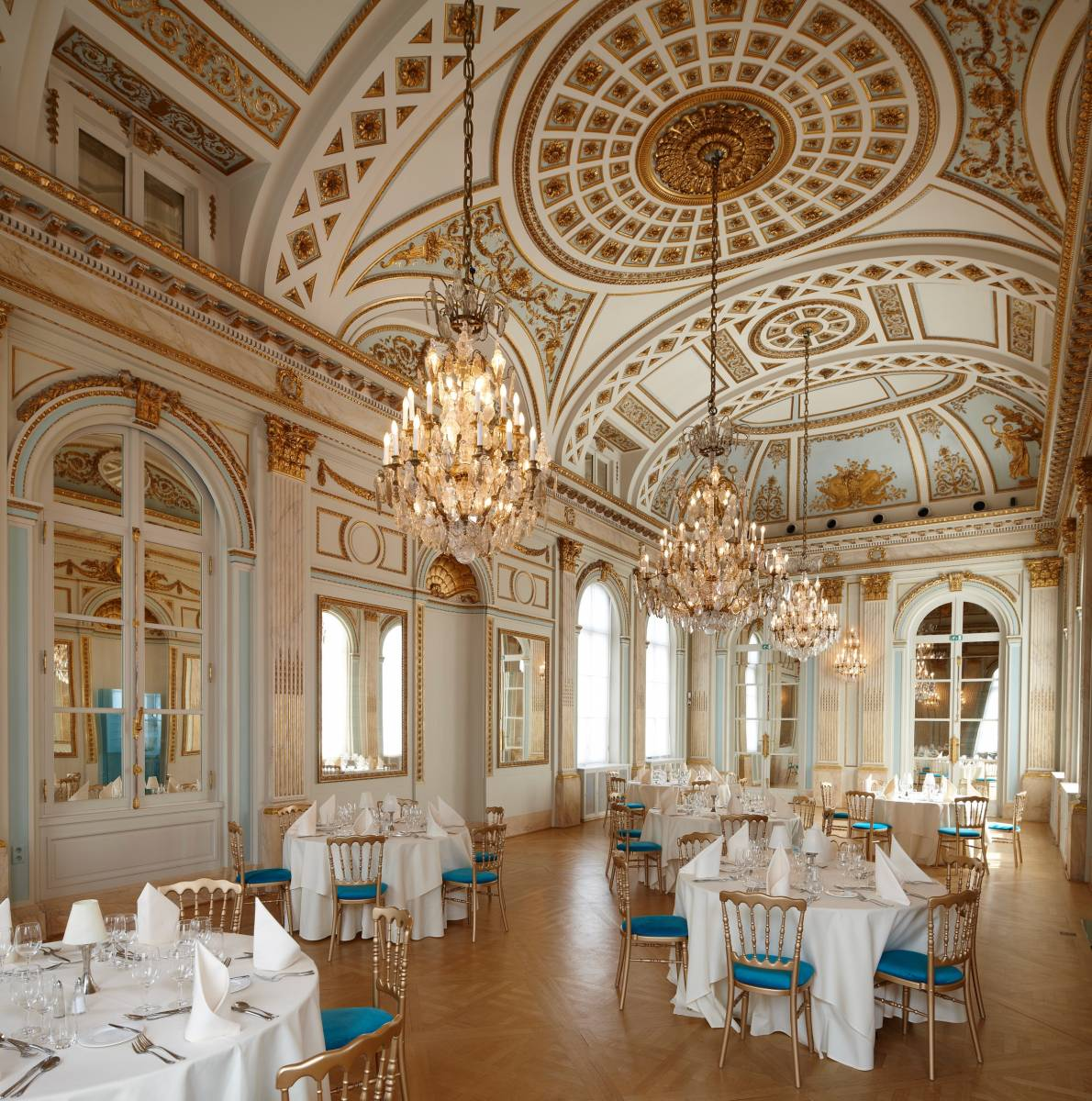 De Spiegelzaal - Feestzaal op de Meir - Antwerpen - House of Weddings - 3
