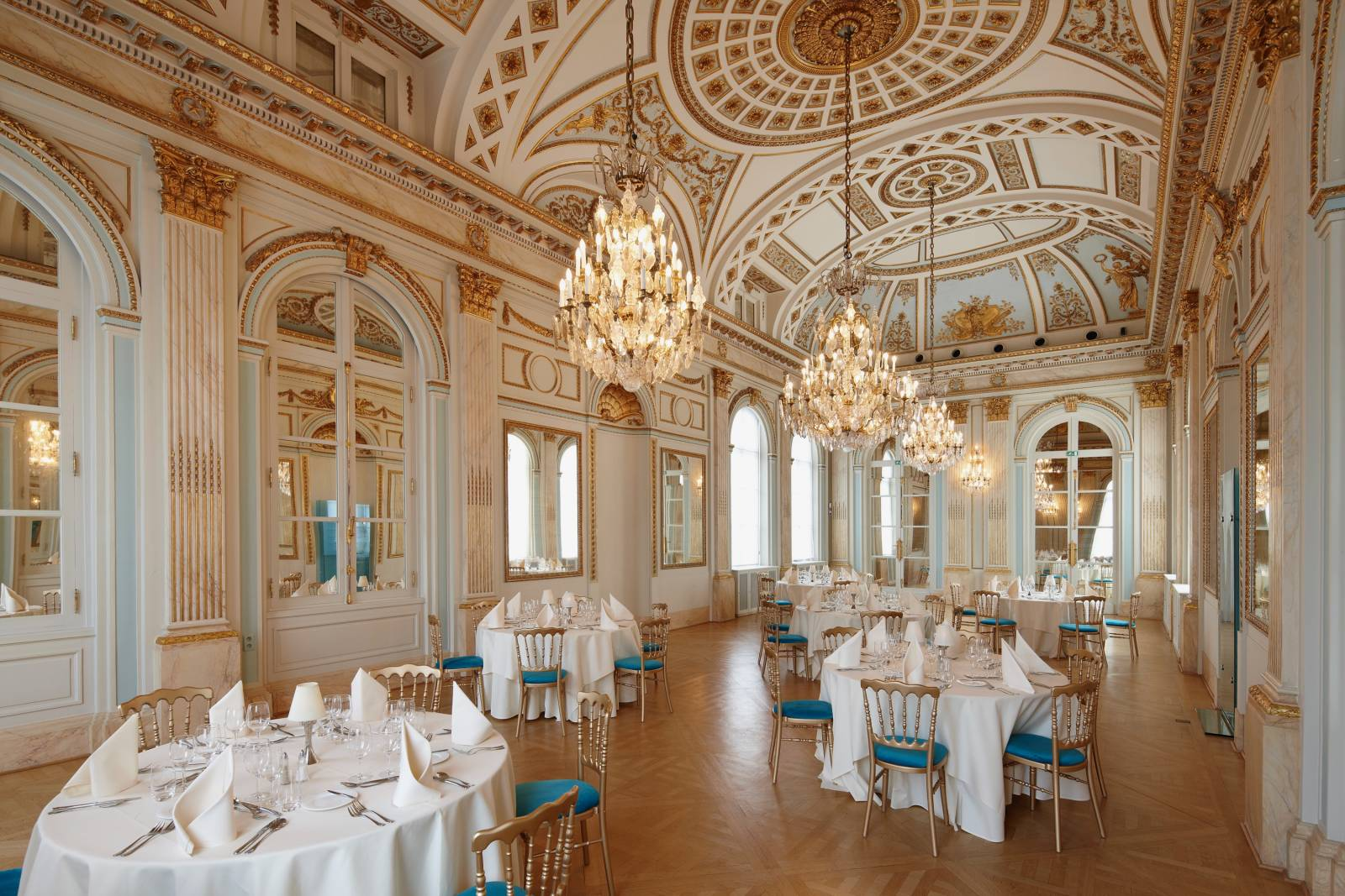 De Spiegelzaal - Feestzaal op de Meir - Antwerpen - House of Weddings - 4