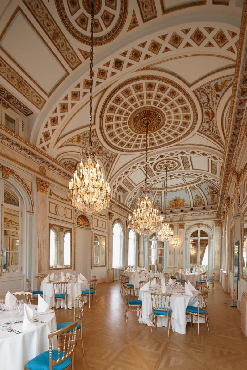 De Spiegelzaal - Feestzaal op de Meir - Antwerpen - House of Weddings - 5