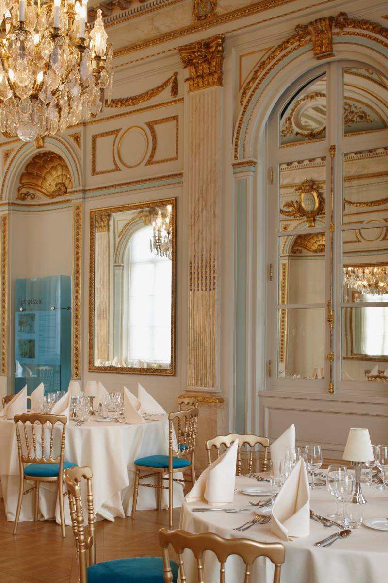 De Spiegelzaal - Feestzaal op de Meir - Antwerpen - House of Weddings - 6