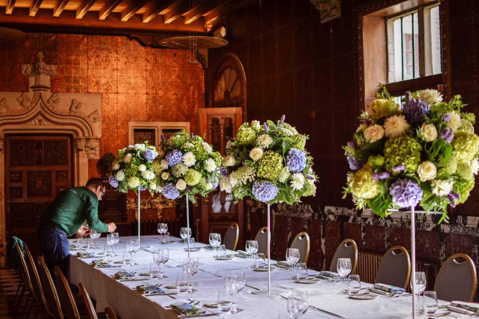 Degroote Bloemen - Bloemist - Bruidsboeket - Bloemen Huwelijk - Trouwen - House of Weddings - 3