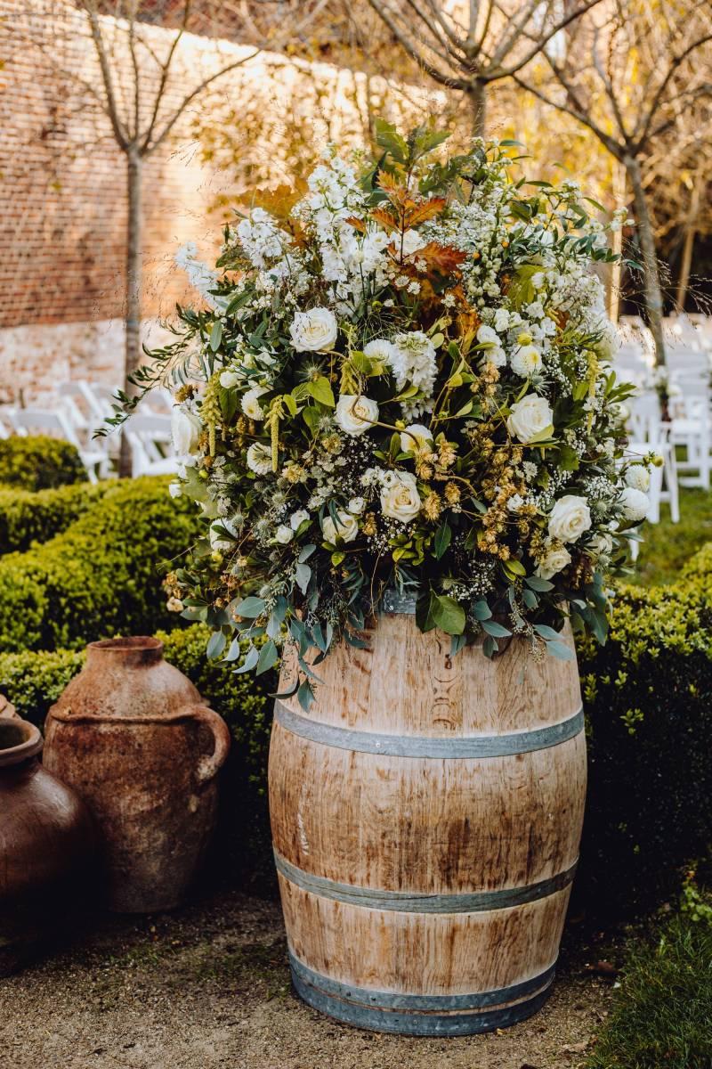 Degroote Bloemen - Bloemist - Bruidsboeket - Bloemen Huwelijk - Trouwen - House of Weddings - 37