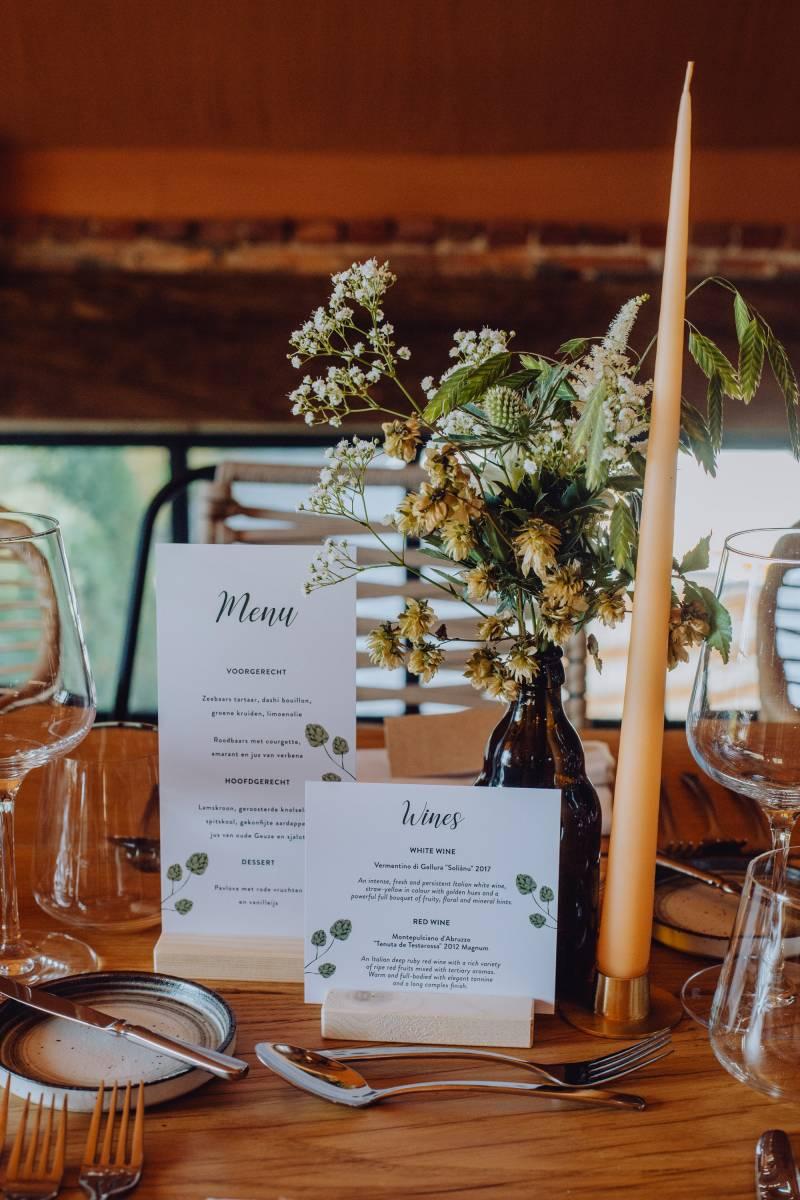Degroote Bloemen - Bloemist - Bruidsboeket - Bloemen Huwelijk - Trouwen - House of Weddings - 40