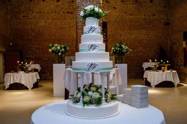 Del Rey - Bruidstaarten - House of Weddings 1 - 3