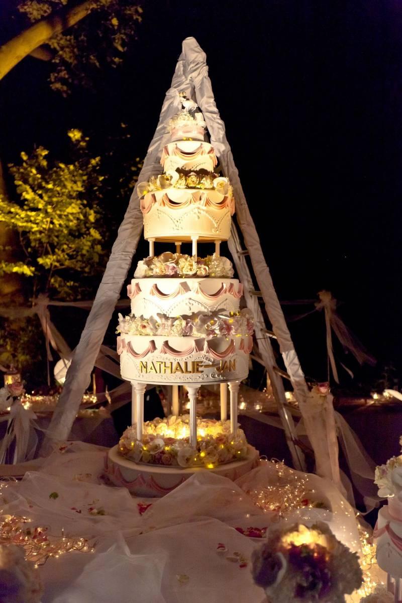 Del Rey - Bruidstaarten - House of Weddings - 1