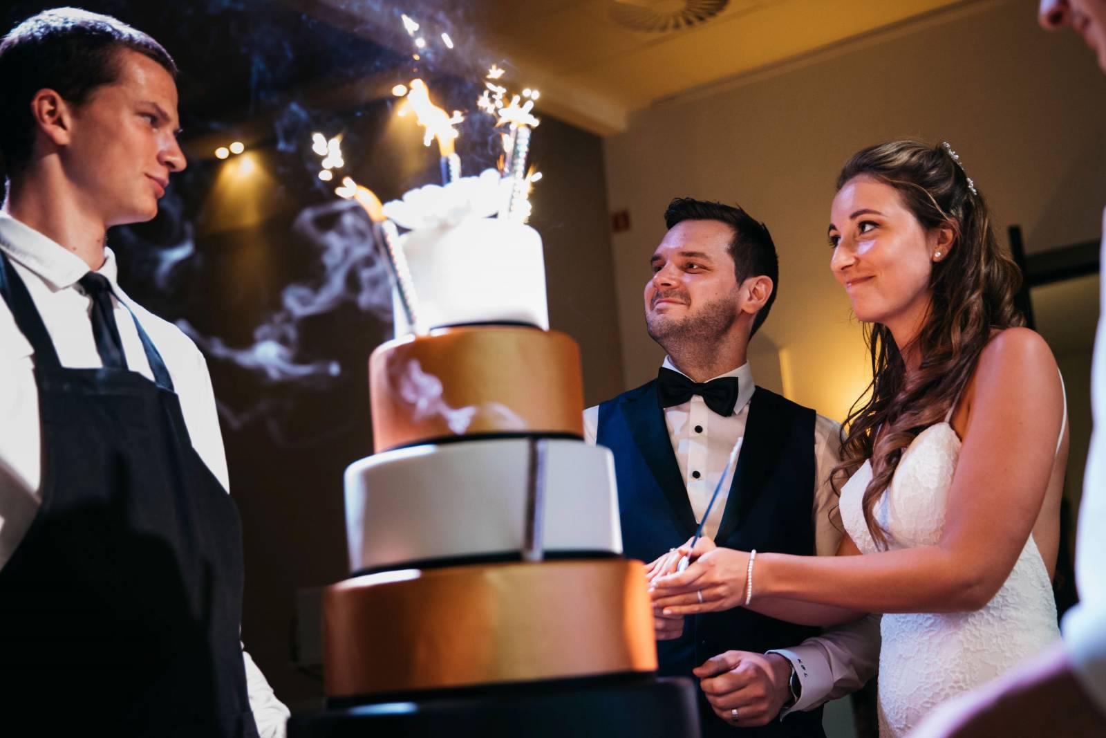 Del Rey - Bruidstaarten - House of Weddings - 19