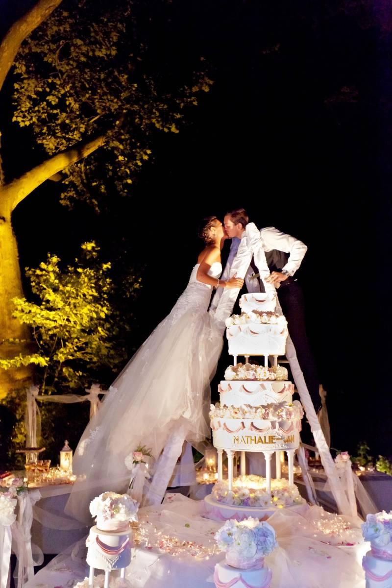 Del Rey - Bruidstaarten - House of Weddings - 4