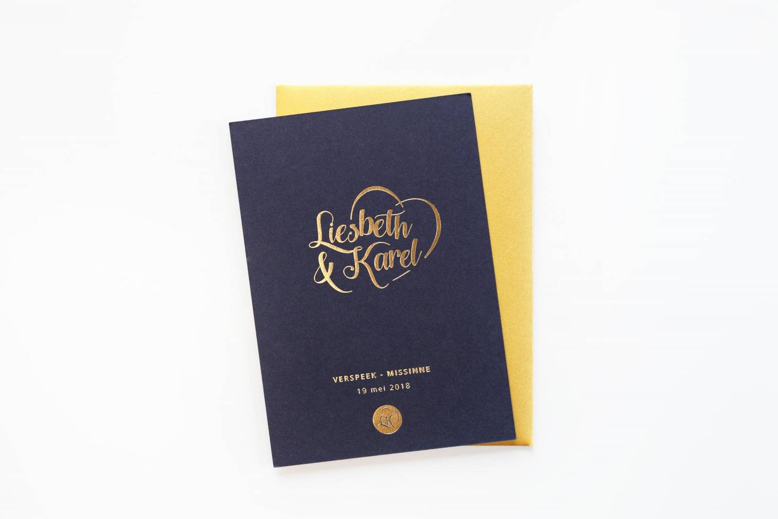 Designcards - Stationery - Trouwuitnodigingen - House of Weddings - 17