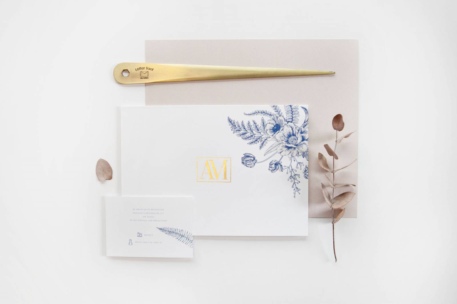 Designcards - Stationery - Trouwuitnodigingen - House of Weddings - 27