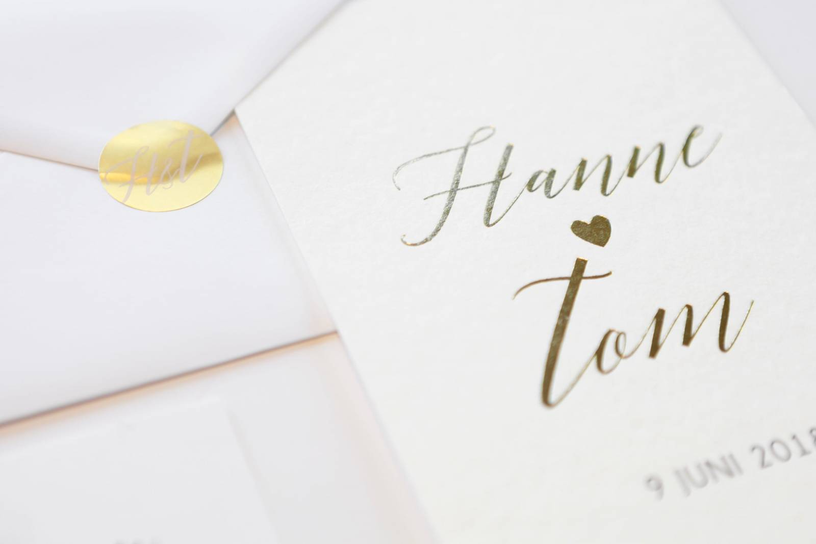 Designcards - Stationery - Trouwuitnodigingen - House of Weddings - 5