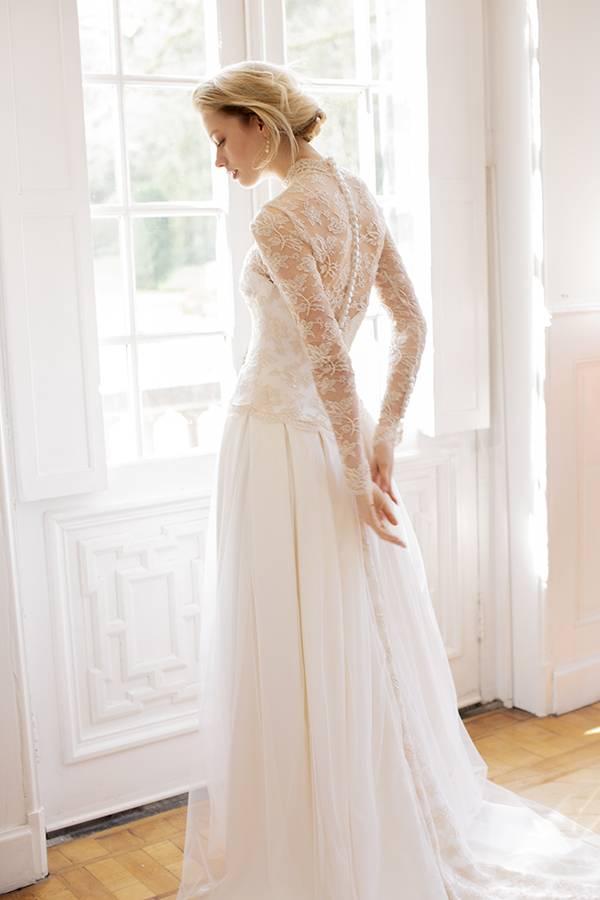 Dianna David - Bruidsmodecollectie 2020 - Trouwjurk - Bruidsjurk - House of Weddings 07-064_ok