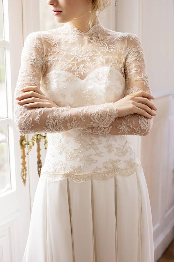 Dianna David - Bruidsmodecollectie 2020 - Trouwjurk - Bruidsjurk - House of Weddings 07-109_ok