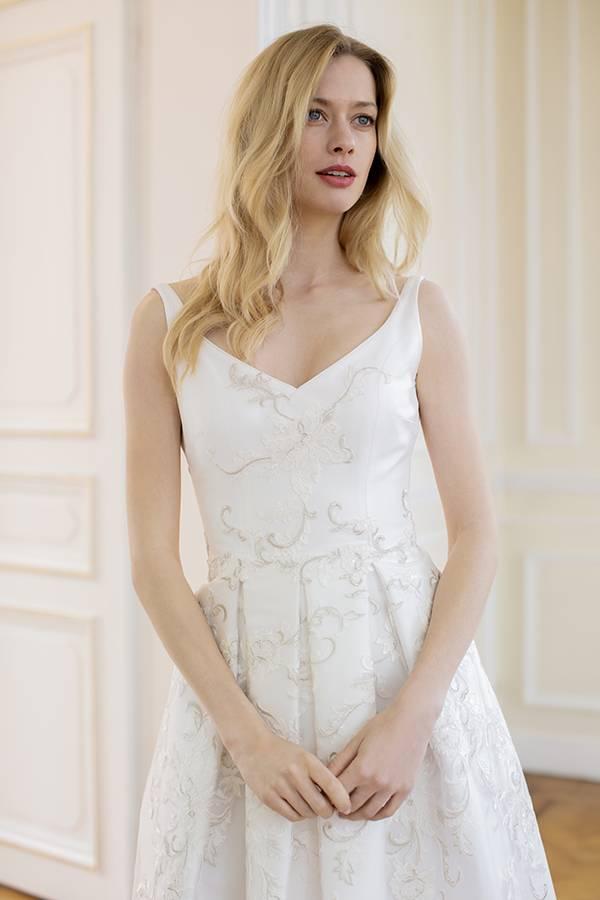 Dianna David - Bruidsmodecollectie 2020 - Trouwjurk - Bruidsjurk - House of Weddings 09-052_ok