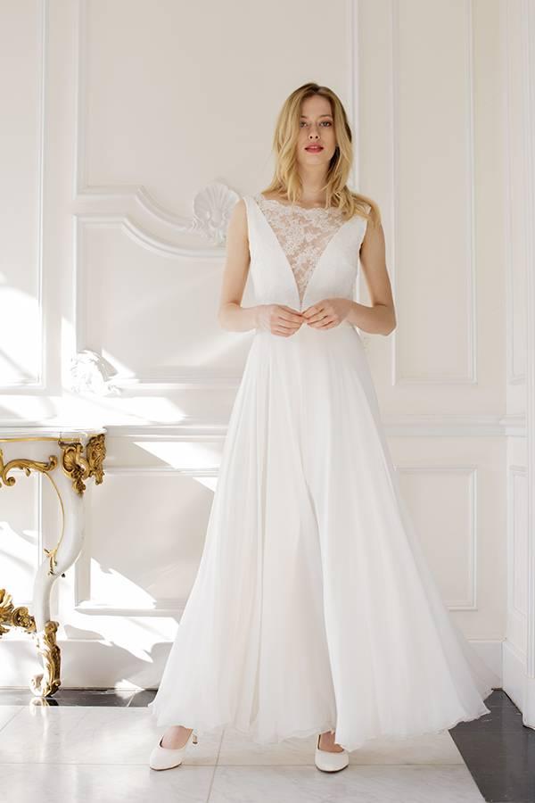 Dianna David - Bruidsmodecollectie 2020 - Trouwjurk - Bruidsjurk - House of Weddings 14-092_ok