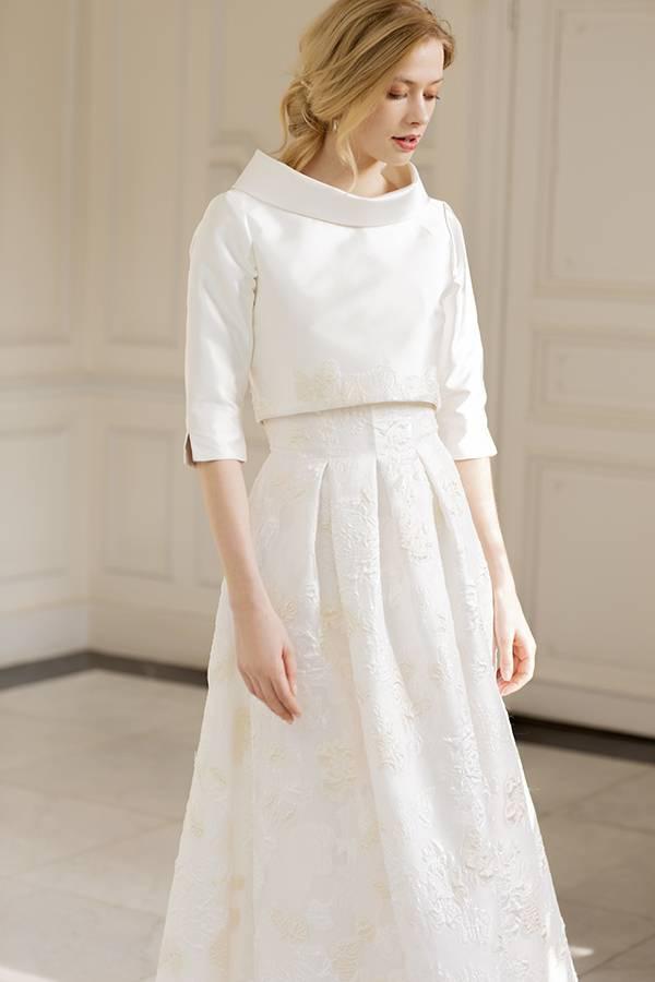 Dianna David - Bruidsmodecollectie 2020 - Trouwjurk - Bruidsjurk - House of Weddings 17-005_ok