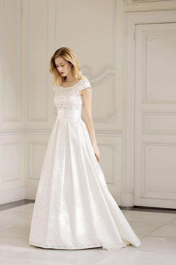 Dianna David - Bruidsmodecollectie 2020 - Trouwjurk - Bruidsjurk - House of Weddings 18-065_ok