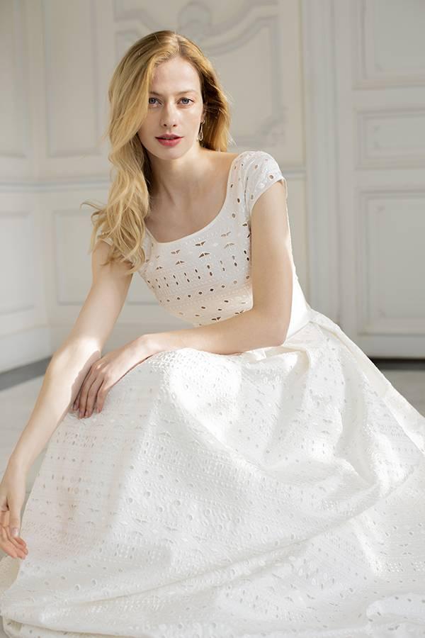 Dianna David - Bruidsmodecollectie 2020 - Trouwjurk - Bruidsjurk - House of Weddings 18-090_ok