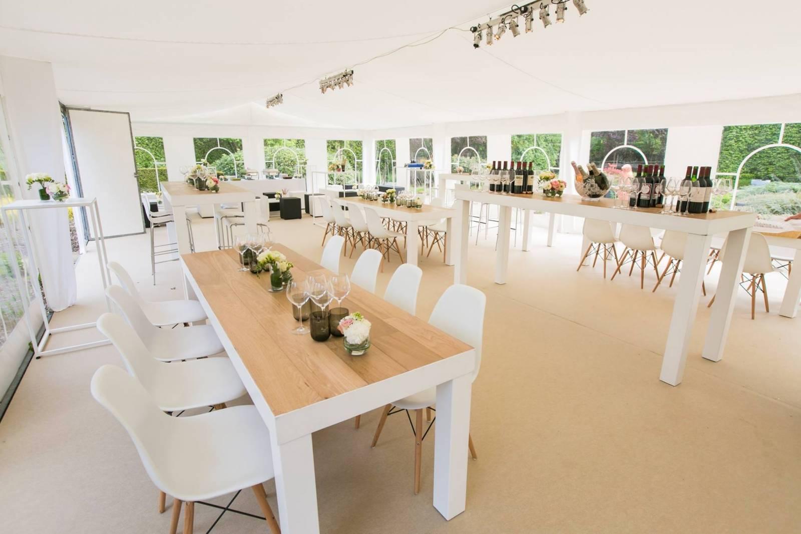 Dîner Privé - Catering Huwelijk Trouw Bruiloft - Cateraar - Traiteur - House of Weddings - 4