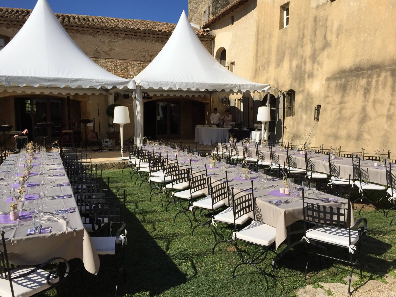 Domaine des Escaunes - House of Weddings -10