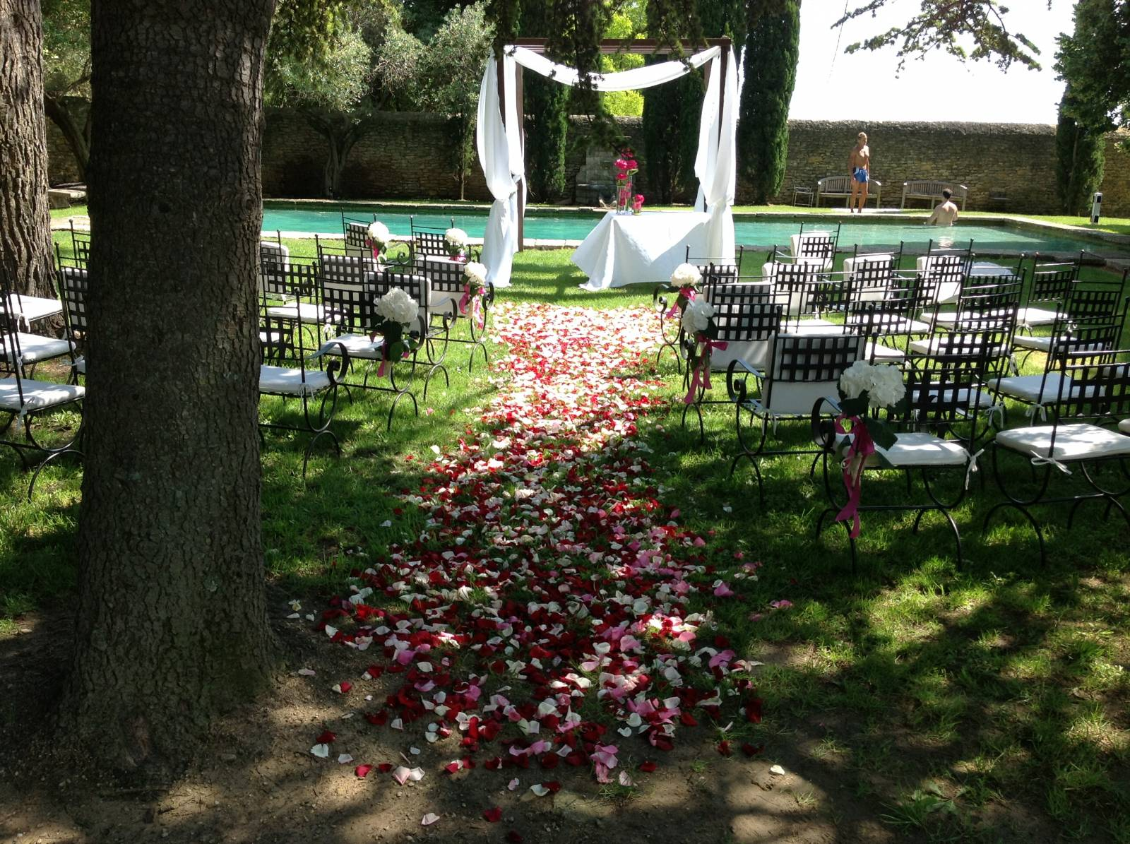 Domaine des Escaunes - House of Weddings -13
