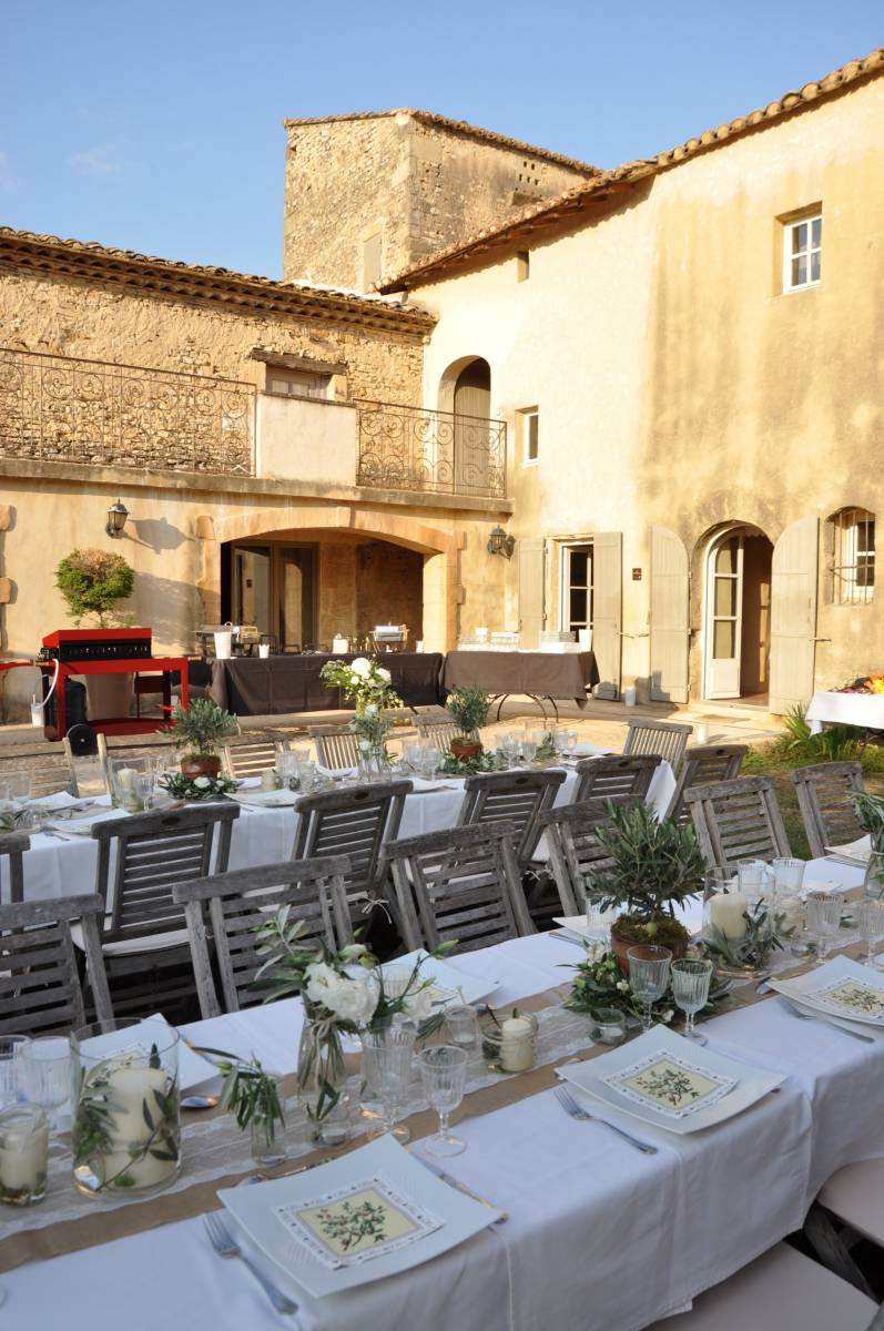 Domaine des Escaunes - House of Weddings -14