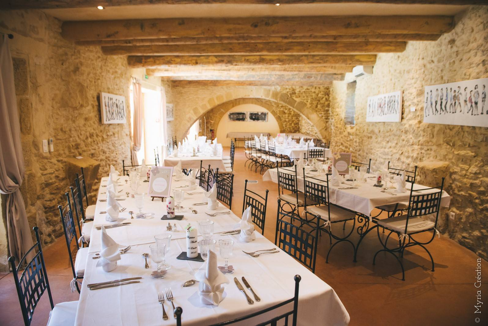 Domaine des Escaunes - House of Weddings -26