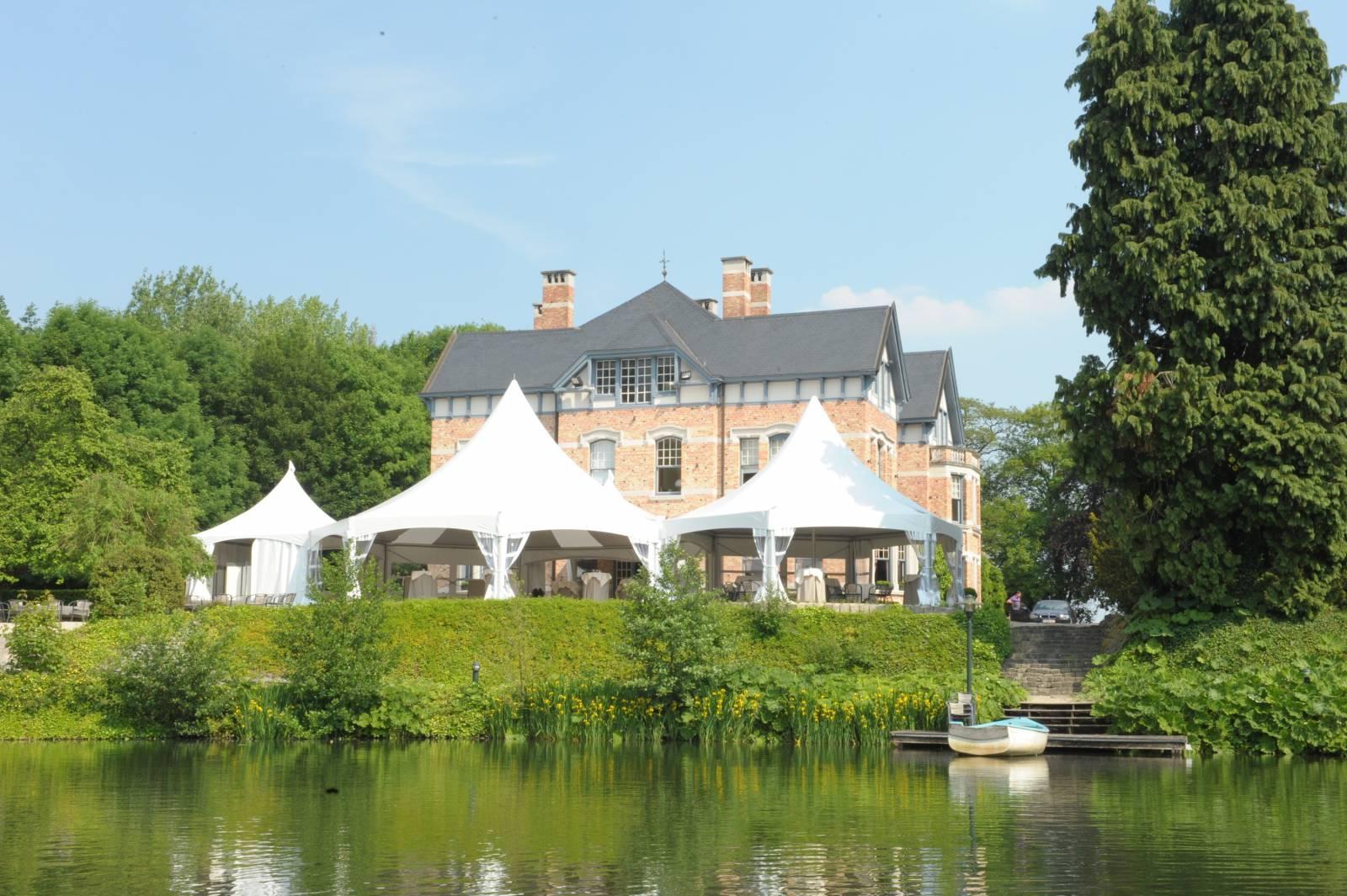 Domein Saint-Hubert - House of Weddings - Feestzaal Oost-Vlaanderen - Ronse - huwelijk - ceremonie cateri (25)