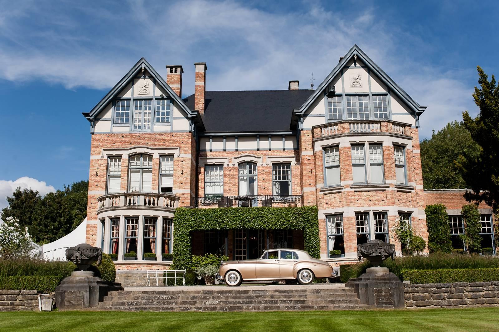 Domein Saint-Hubert - House of Weddings - Feestzaal Oost-Vlaanderen - Ronse - huwelijk - ceremonie cateri