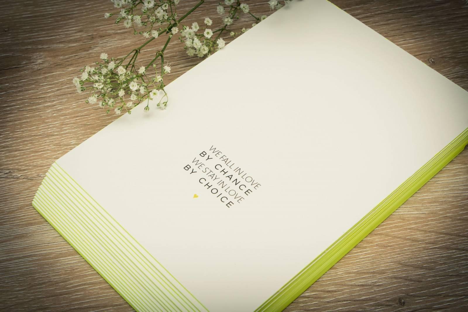 Drukkerij Augustynen - Trouwuitnodiging - Huwelijksuitnodiging - House of Weddings - 12