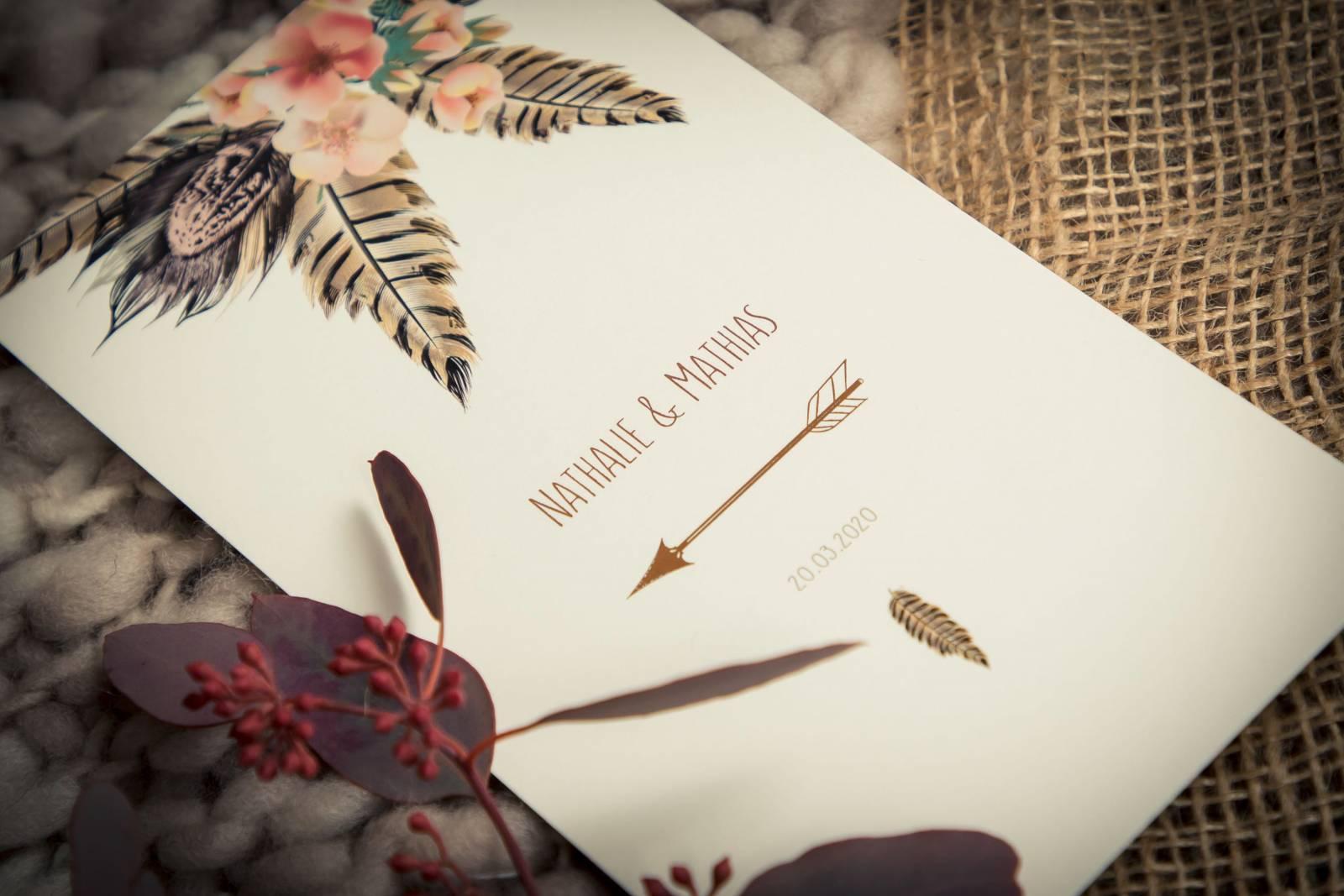 Drukkerij Augustynen - Trouwuitnodiging - Huwelijksuitnodiging - House of Weddings - 14