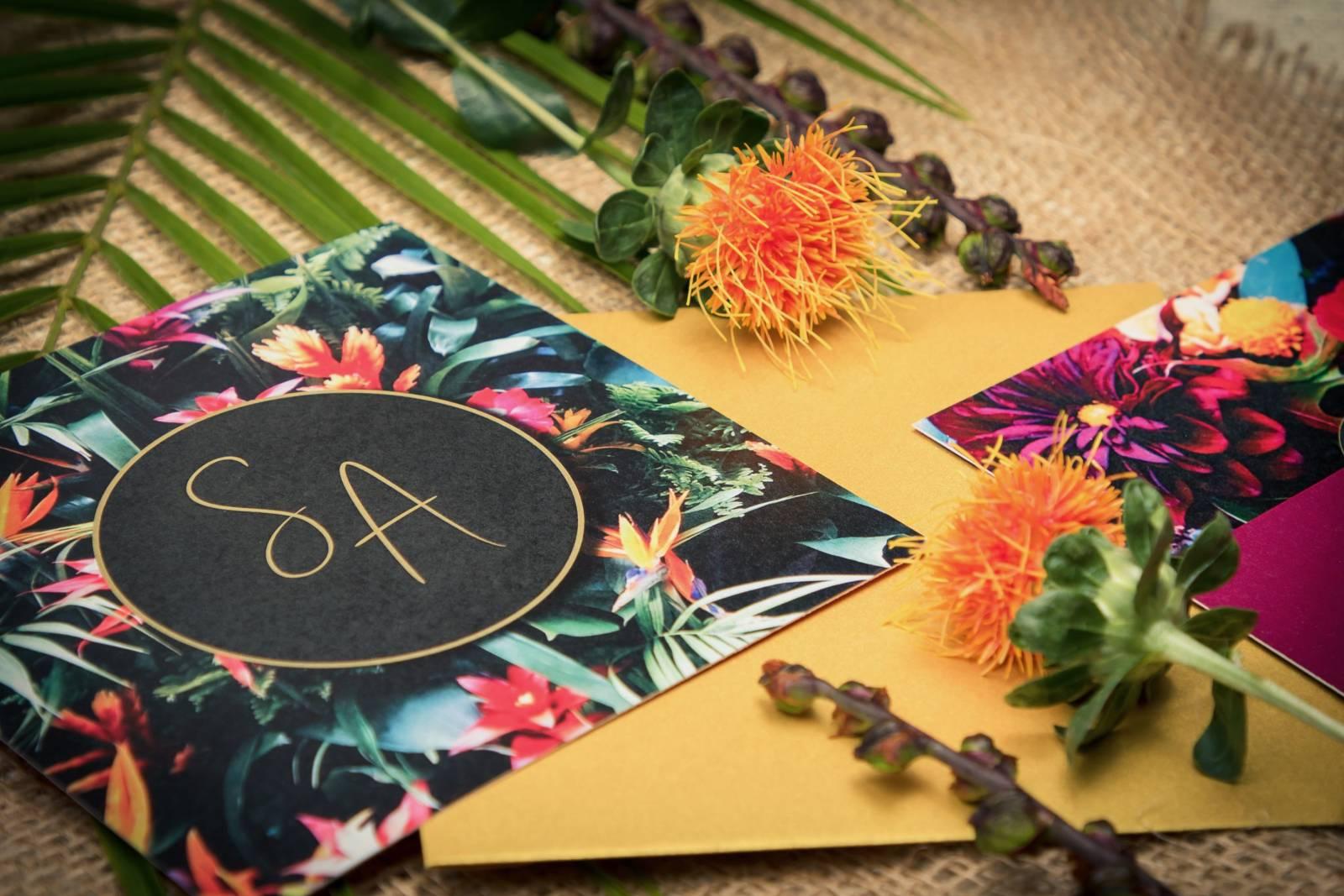 Drukkerij Augustynen - Trouwuitnodiging - Huwelijksuitnodiging - House of Weddings - 15