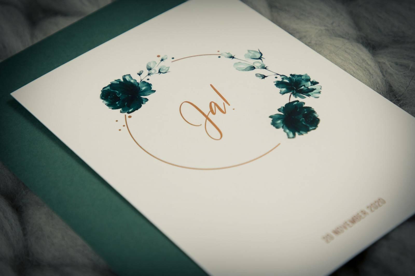 Drukkerij Augustynen - Trouwuitnodiging - Huwelijksuitnodiging - House of Weddings - 24