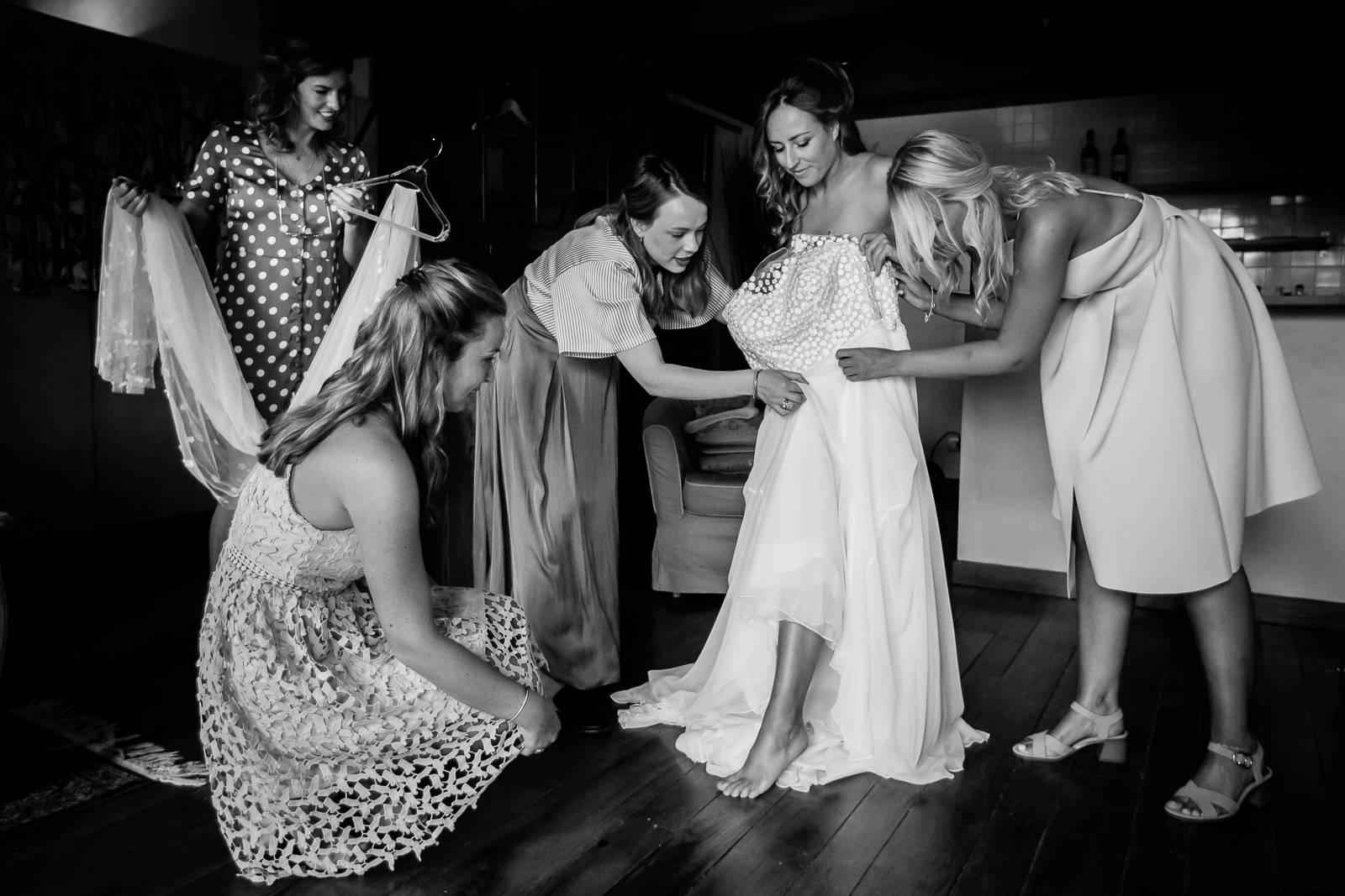 Eppel Fotografie - Trouwfotograaf - Huwelijksfotograaf - House of Weddings - 2