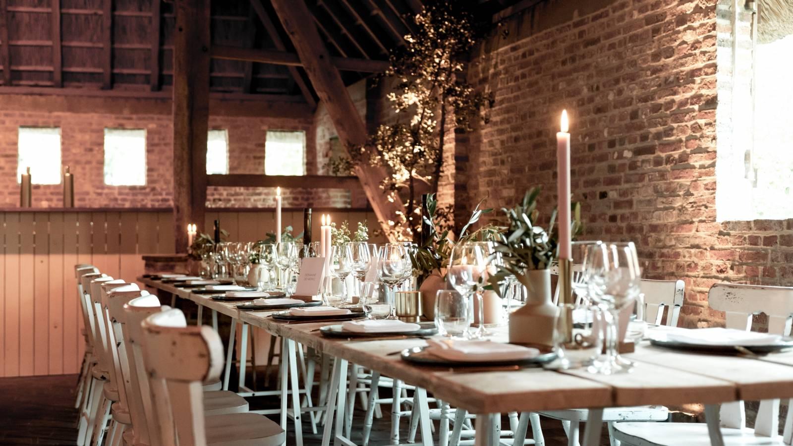 Event Essentials - Decoratie - Trouw - Huwelijk - Bruiloft - Design - House of Weddings - 10