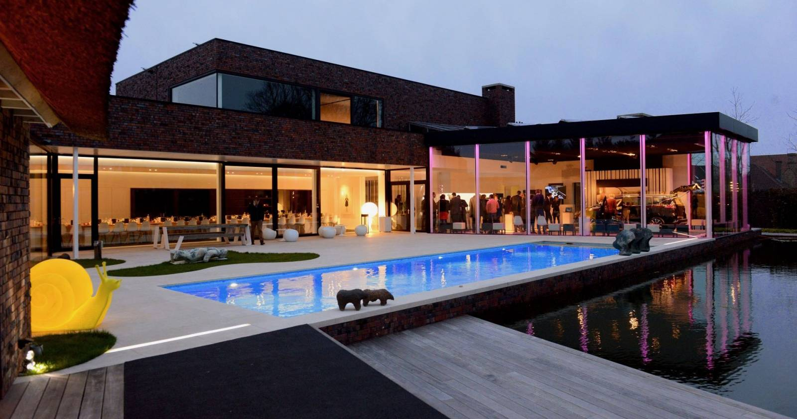 Eventhouse - Feestzaal - House of Weddings  - 2