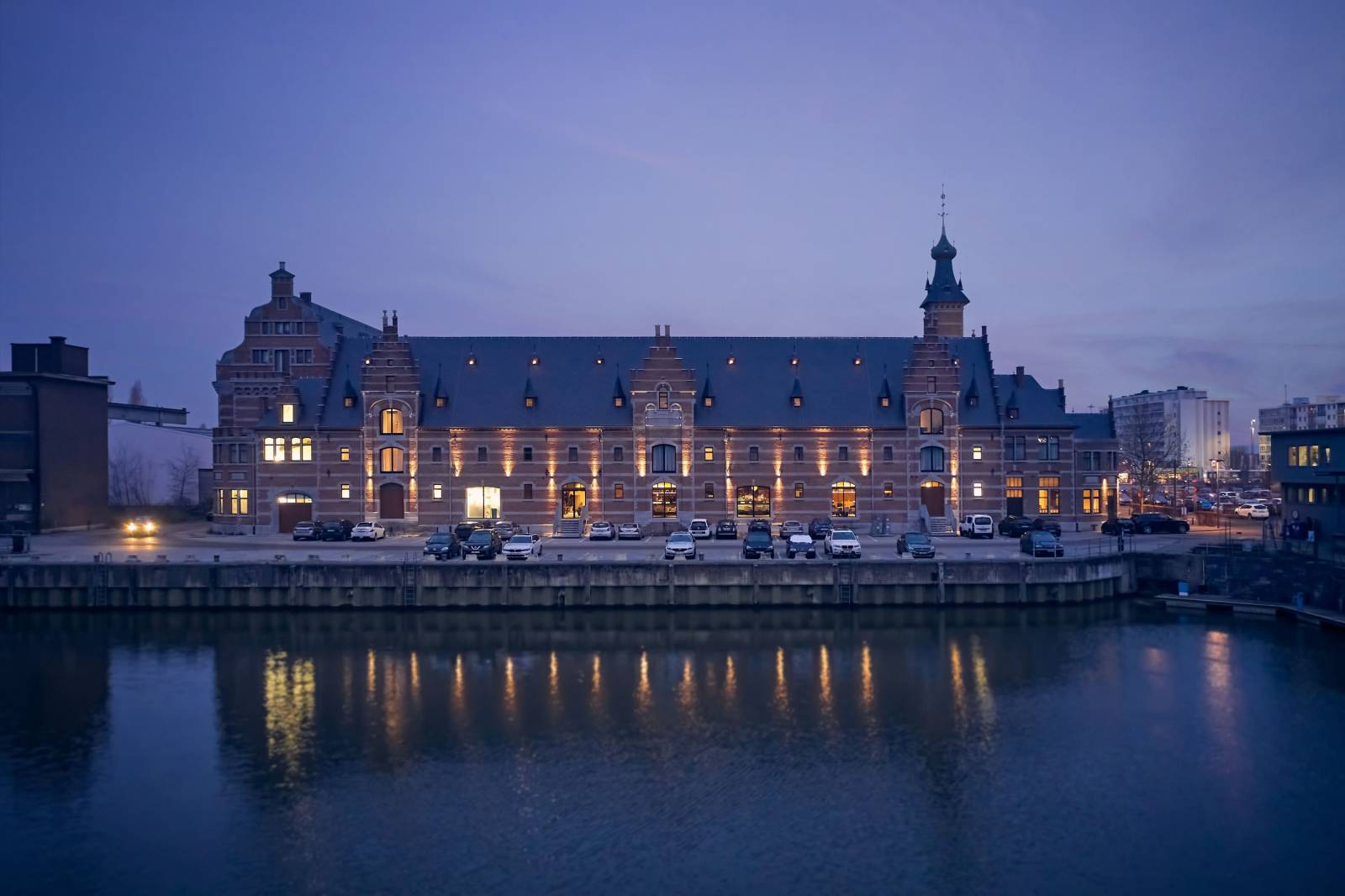 Feestal - Van der Valk hotel Mechelen - House of Weddings (7)
