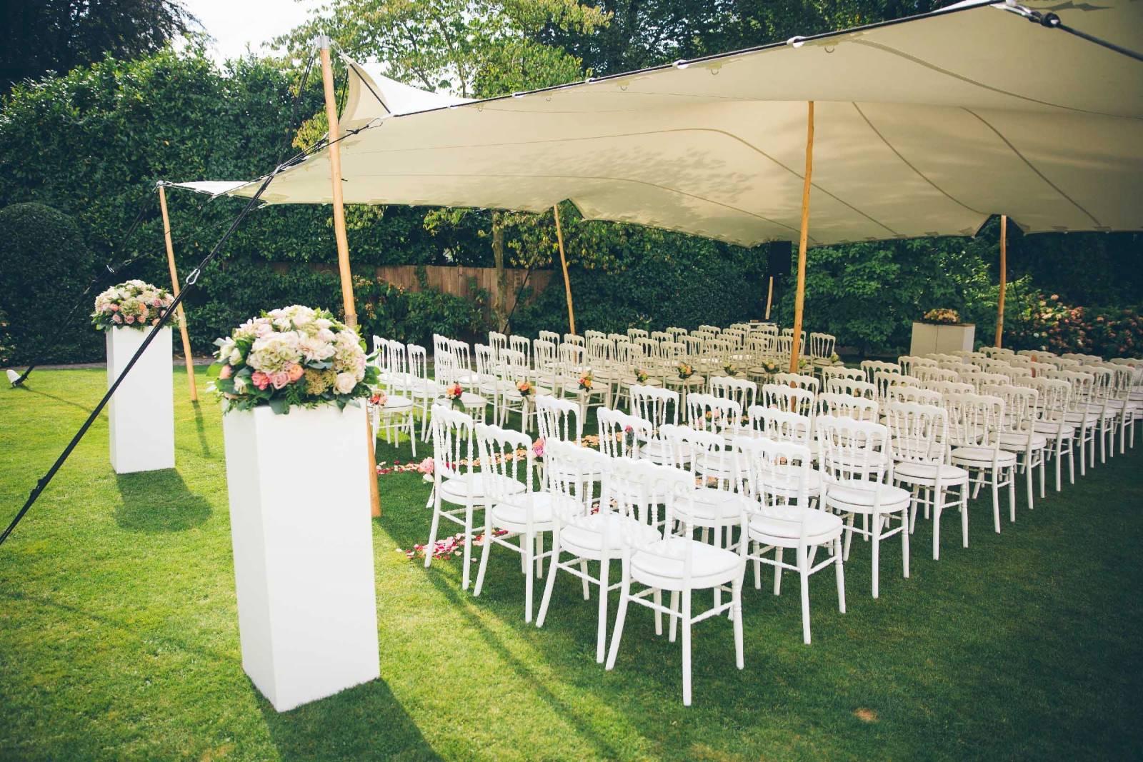Feestverhuur Van Rompaey - Decoratie - Trouwdecoratie - House of Weddings - 15