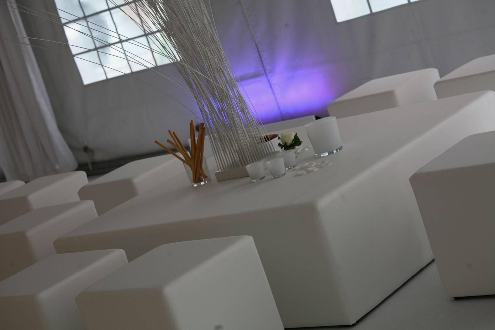 Feestverhuur Van Rompaey - Decoratie - Trouwdecoratie - House of Weddings - 20