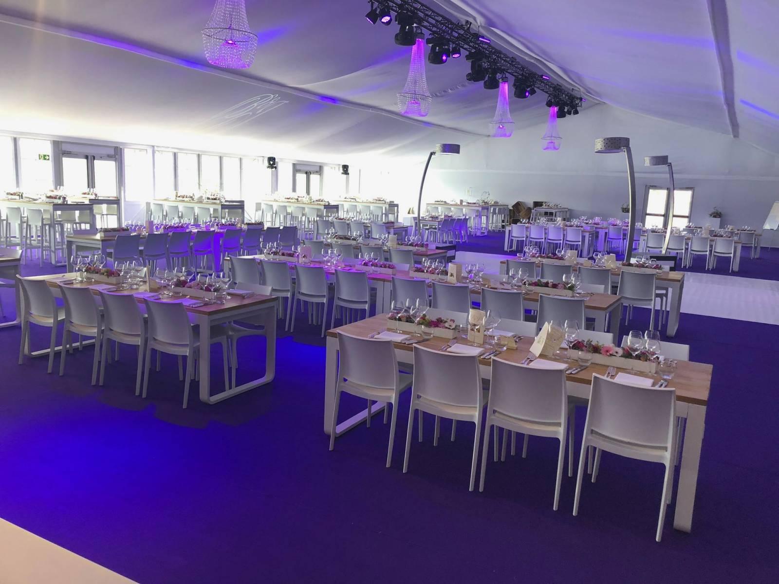 Feestverhuur Van Rompaey - Decoratie - Trouwdecoratie - House of Weddings - 25