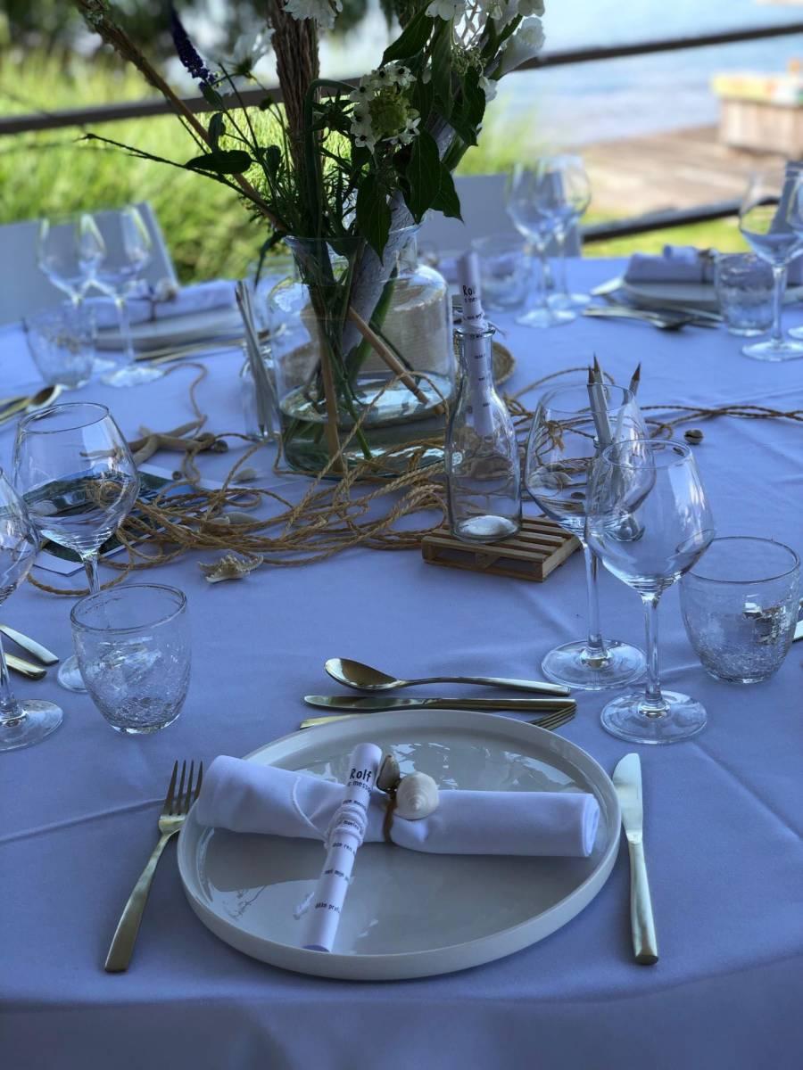 Feestverhuur Van Rompaey - Decoratie - Trouwdecoratie - House of Weddings - 31