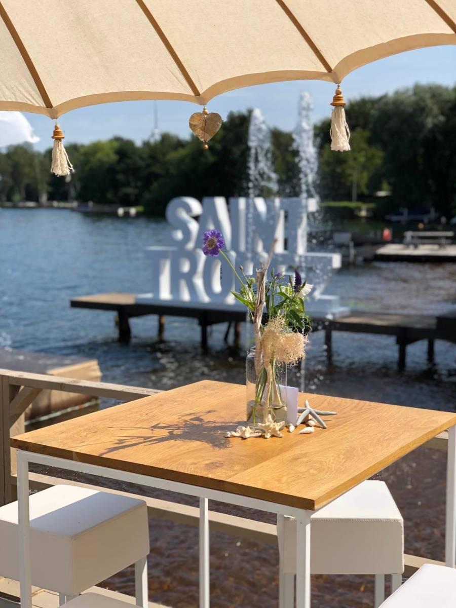 Feestverhuur Van Rompaey - Decoratie - Trouwdecoratie - House of Weddings - 32