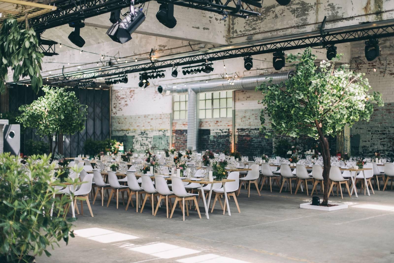 Feestverhuur Van Rompaey - Decoratie - Trouwdecoratie - House of Weddings - 4