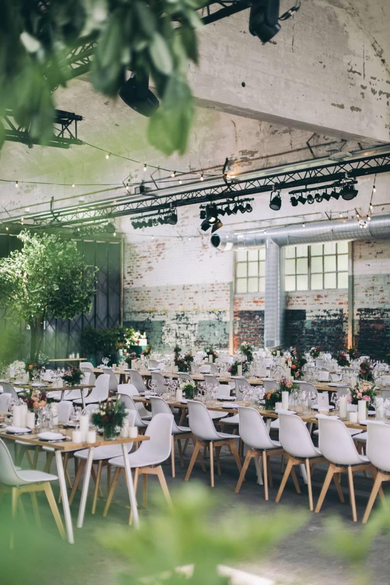 Feestverhuur Van Rompaey - Decoratie - Trouwdecoratie - House of Weddings - 5