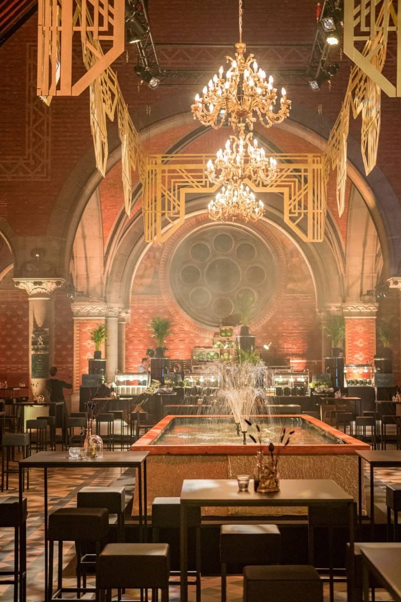 Feestverhuur Van Rompaey - Decoratie - Trouwdecoratie - House of Weddings - 7