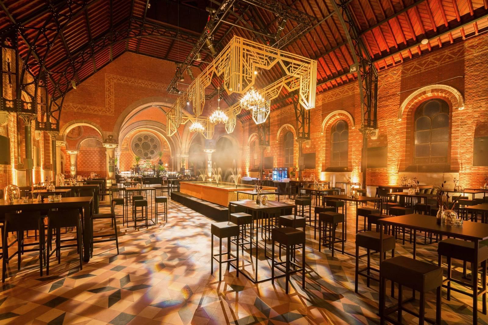 Feestverhuur Van Rompaey - Decoratie - Trouwdecoratie - House of Weddings - 8