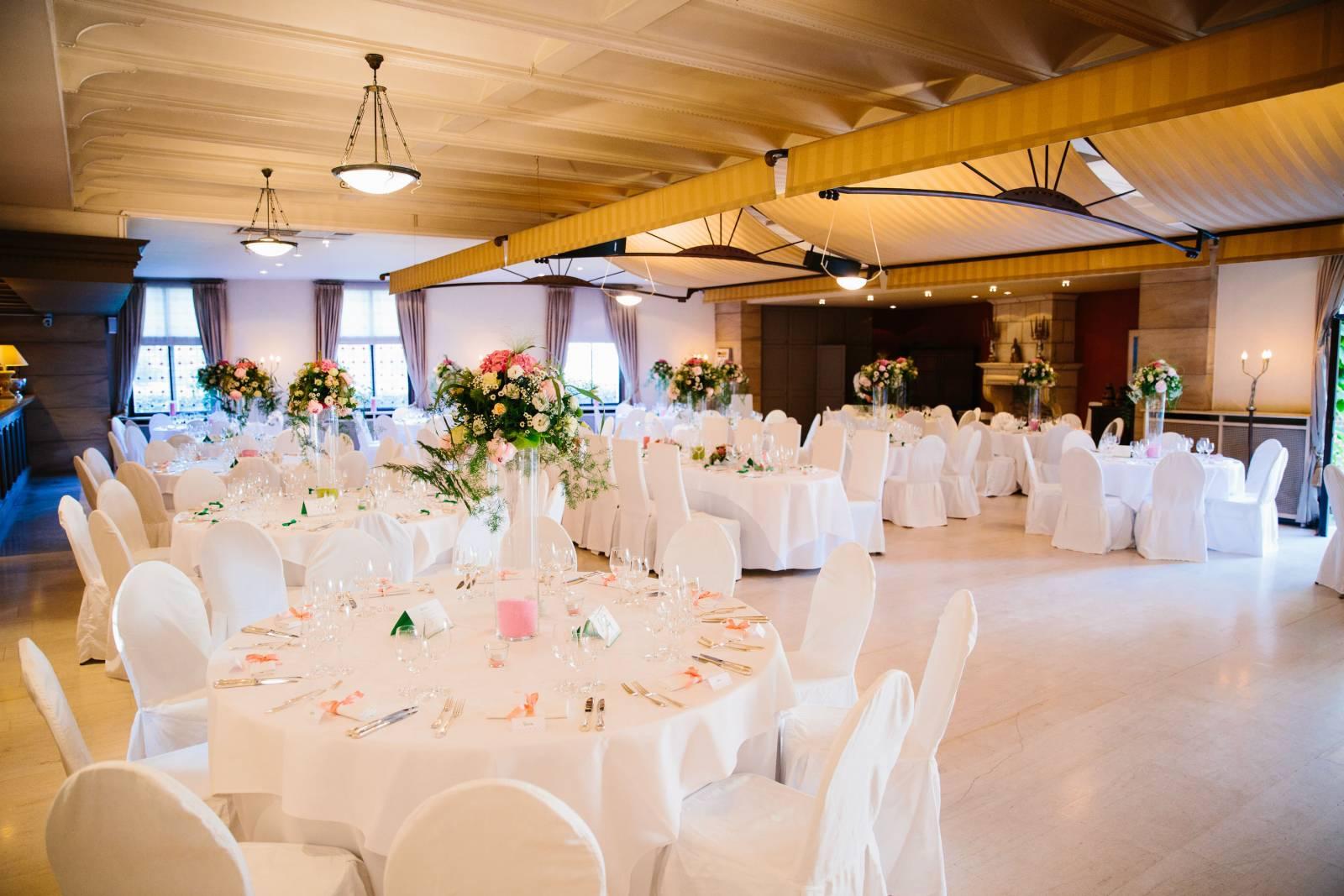 Feestzaal Hof Van Reyen Zaal Brouwerij Boechout (3) - House of Weddings